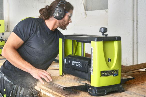 Применение станка RAP 1500G для частной или домашней мастерской