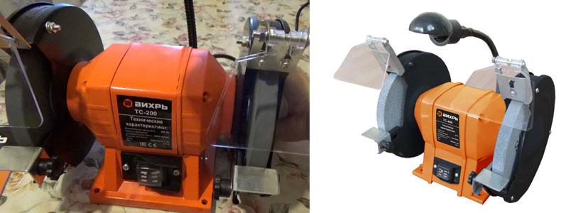Станок модели Вихрь ТС400 для домашней мастерской