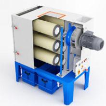 Виды и критерии выбора пылеуловительного оборудования