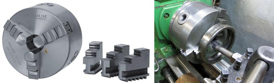Кулачки токарные предназначены для закрепления детали в трехкулачковом, четырехкулачковом или шестикулачковом патроне