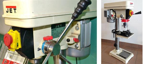 Настольный станок для домашней мастерской JDP-10L