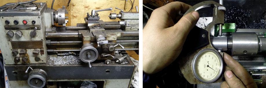 Проверяем точность работы токарного оборудования