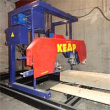 Обзор моделей пилорам ленточного производства Кедр