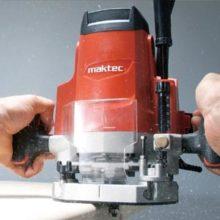 Обзор ручного фрезера Maktec MT360 от Макита